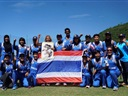 Thailand's women cricketers wipe away a nation's tears